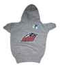 New Mexico Lobos Large Dog Hoodie