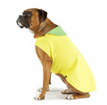 Dog Windbreaker Yellow